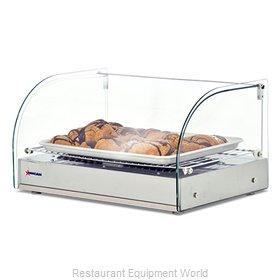 Food Machinery of America 41868 Display Case, Hot Food, Countertop