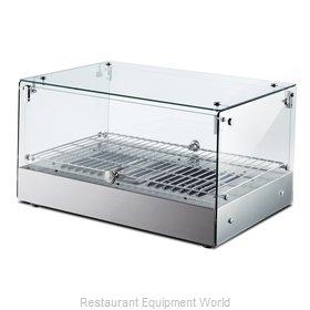 Food Machinery of America 41869 Display Case, Hot Food, Countertop