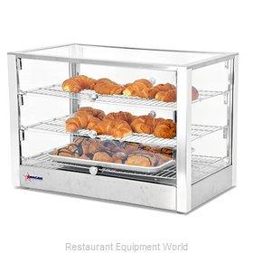 Food Machinery of America 41873 Display Case, Hot Food, Countertop