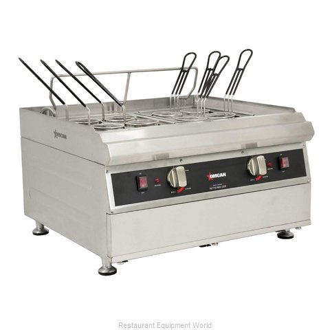 Food Machinery of America 41883 Pasta Cooker, Electric