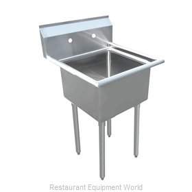 Food Machinery of America 43072 Sink, (1) One Compartment