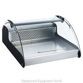 Food Machinery of America 43074 Display Case, Hot Food, Countertop