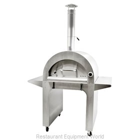 Food Machinery of America 43114 Oven, Wood / Coal / Gas Fired