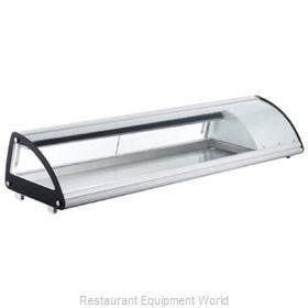Food Machinery of America 43116 Display Case, Refrigerated Sushi