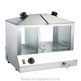 Food Machinery of America 43215 Hot Dog Steamer