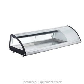 Food Machinery of America 43223 Display Case, Refrigerated Sushi