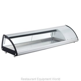 Food Machinery of America 43225 Display Case, Refrigerated Sushi