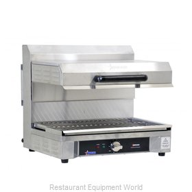 Food Machinery of America 43450 Salamander Broiler, Electric