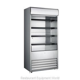 Food Machinery of America 43459 Merchandiser, Open