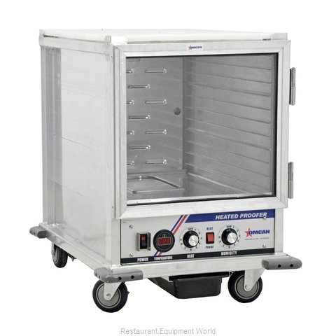 Food Machinery of America 43554 Proofer Cabinet, Mobile