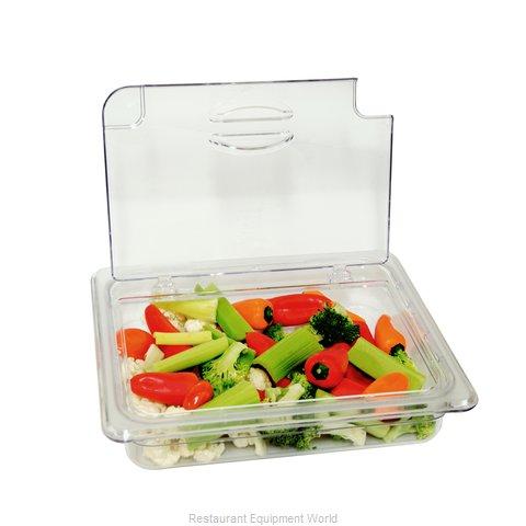 Food Machinery of America 43639 Food Pan Cover, Plastic