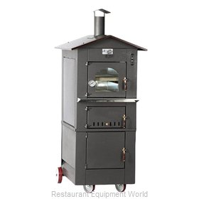 Food Machinery of America 43648 Oven, Wood / Coal / Gas Fired