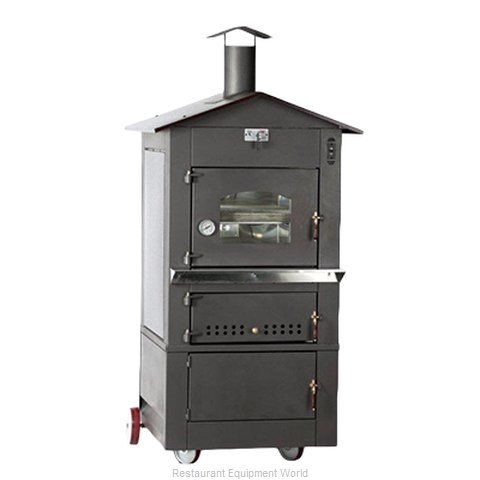 Food Machinery of America 43650 Oven, Wood / Coal / Gas Fired