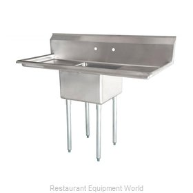 Food Machinery of America 43759 Sink, (1) One Compartment