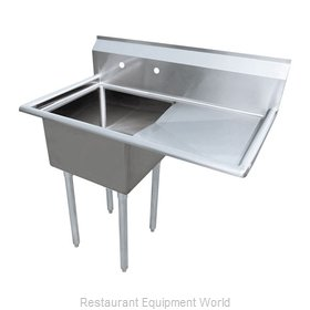 Food Machinery of America 43773 Sink, (1) One Compartment