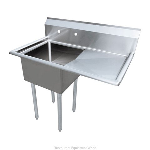 Food Machinery of America 43784 Sink, (1) One Compartment