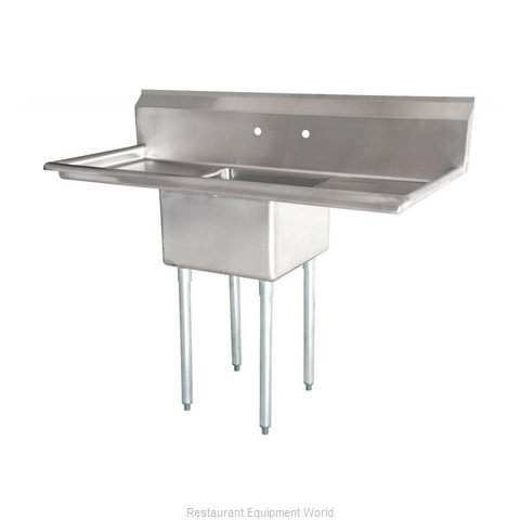 Food Machinery of America 43785 Sink, (1) One Compartment