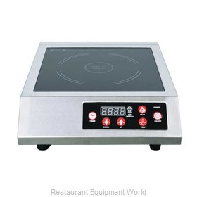 Food Machinery of America 44415 Induction Range, Countertop