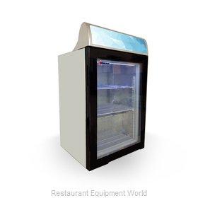 Food Machinery of America 44526 Freezer, Merchandiser, Countertop