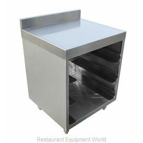 Food Machinery of America 44595 Underbar Glass Rack Storage Unit