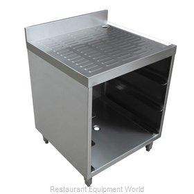 Food Machinery of America 44596 Underbar Glass Rack Storage Unit