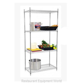 Food Machinery of America 45166 Shelving Unit, Wire