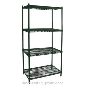 Food Machinery of America 45172 Shelving Unit, Wire