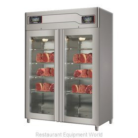Food Machinery of America 45176 Meat Curing Cabinet