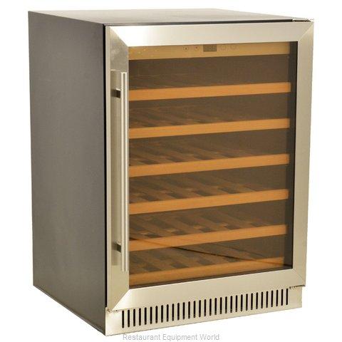 Food Machinery of America 45261 Refrigerator, Wine, Reach-In