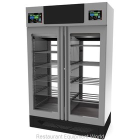 Food Machinery of America 45376 Meat Curing Cabinet