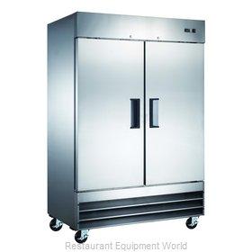 Food Machinery of America 50026 Refrigerator, Reach-In