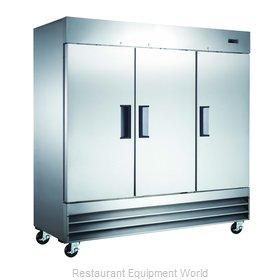 Food Machinery of America 50028 Refrigerator, Reach-In