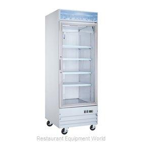 Food Machinery of America 50030 Freezer, Merchandiser