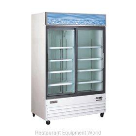 Food Machinery of America 50032 Refrigerator, Merchandiser