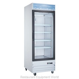 Food Machinery of America 50036 Refrigerator, Merchandiser