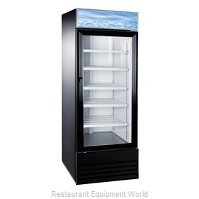 Food Machinery of America 50037 Refrigerator, Merchandiser