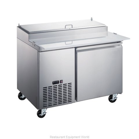 Food Machinery of America 50042 Refrigerated Counter, Pizza Prep Table