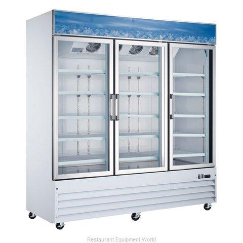 Food Machinery of America 50052 Refrigerator, Merchandiser