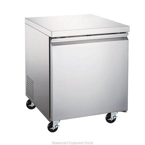 Food Machinery of America 50053 Freezer, Undercounter, Reach-In