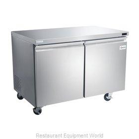 Food Machinery of America 50056 Refrigerator, Undercounter, Reach-In