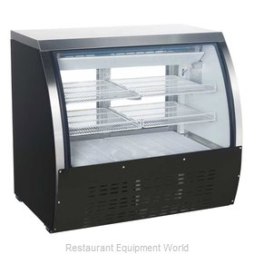 Food Machinery of America 50077 Display Case, Refrigerated Deli