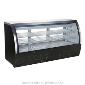 Food Machinery of America 50078 Display Case, Refrigerated Deli