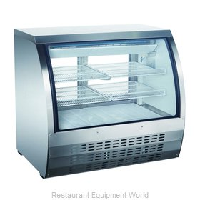 Food Machinery of America 50079 Display Case, Refrigerated Deli