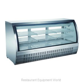 Food Machinery of America 50080 Display Case, Refrigerated Deli