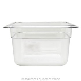 Food Machinery of America 80040 Food Pan, Plastic