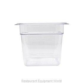 Food Machinery of America 80048 Food Pan, Plastic