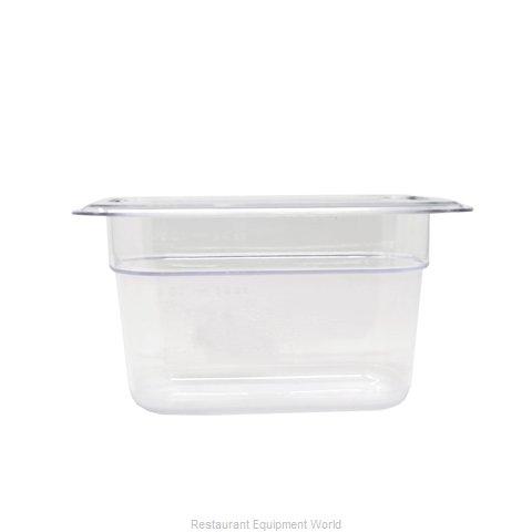 Food Machinery of America 80051 Food Pan, Plastic