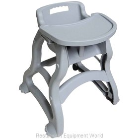 Food Machinery of America 80163 High Chair, Plastic
