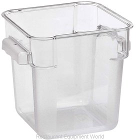 Food Machinery of America 80167 Food Storage Container, Square