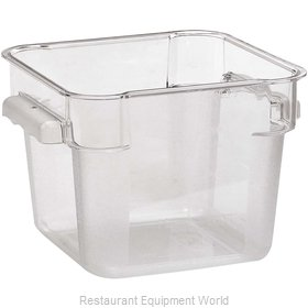 Food Machinery of America 80168 Food Storage Container, Square